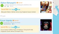 Fırsat Bu Fırsat kampanyaları artık Foursquare'de