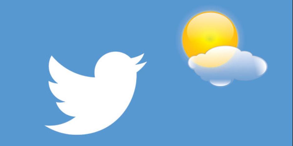 Twitter'a hava durumu hedeflemeli reklamlar geliyor