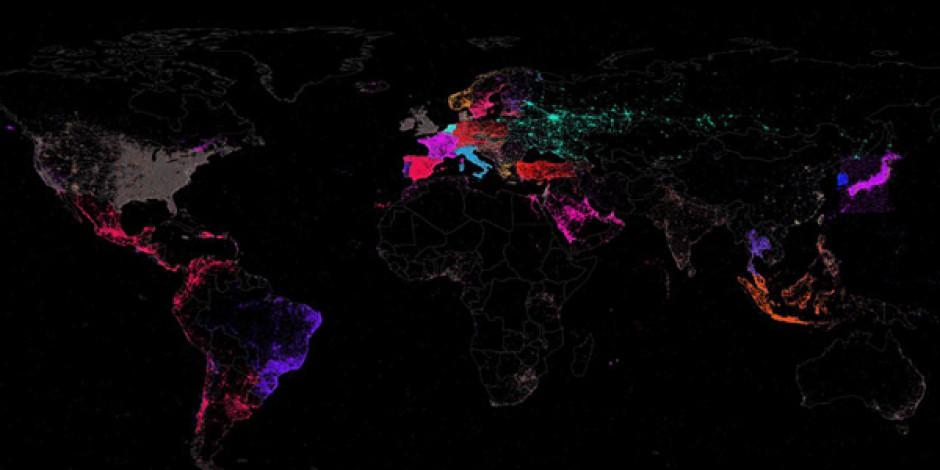 Twitter'da dillerin tarihsel evrimi [Araştırma]