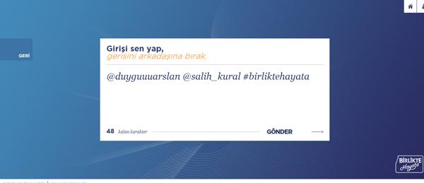 Birlikte-Tweet-At