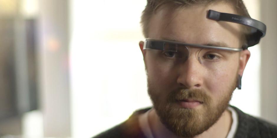 MindRDR uygulaması Google Glass'a düşünce gücüyle kontrolü getiriyor