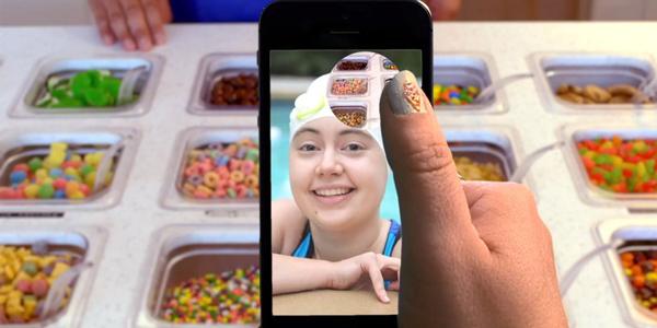 Snapchat'e lokasyon bazlı gizli filtreler geliyor