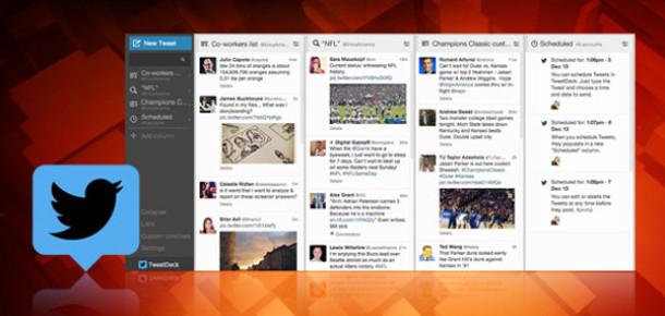 Gündemi takip etmek için Tweetdeck'i etkin kullanma yolları