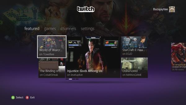 Twitch-TV-App