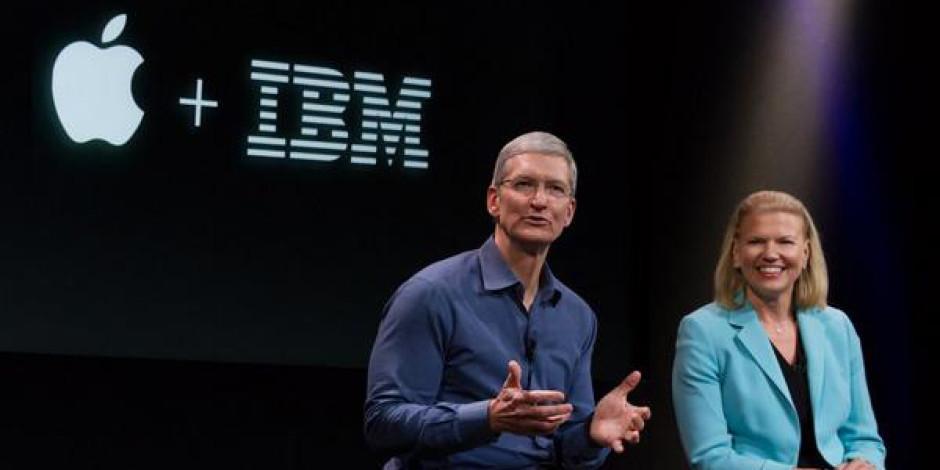 Apple ve IBM, kurumsal pazarda hakimiyet için güçlerini birleştiriyor