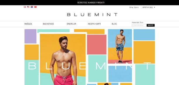 İngiltere merkezli erkek giyim markası Bluemint, Türkiye pazarına girdi