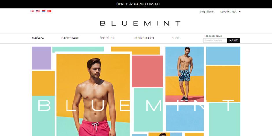 ec1b99b1188a0 İngiltere merkezli erkek giyim markası Bluemint, Türkiye pazarına girdi