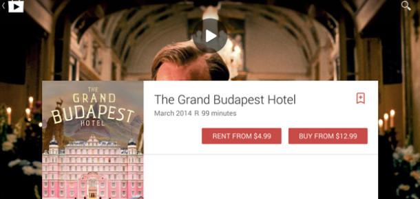 Google Play'in tasarımı multimedya öğelerle yenileniyor