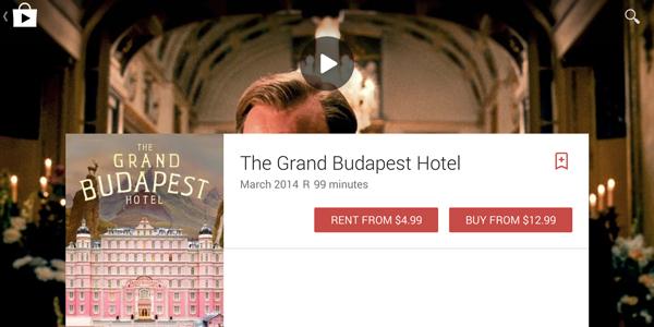 Google Play'e multimedya öğelerini öne çıkaran dev tasarım güncellemesi geliyor
