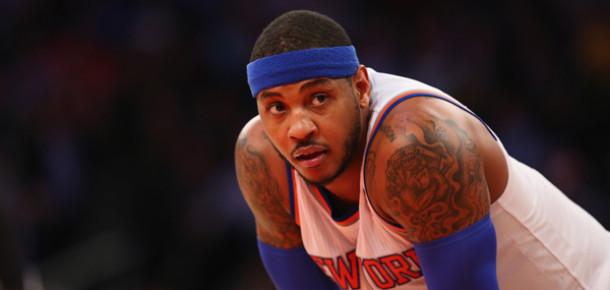 NBA yıldızı Carmelo Anthony yatırım şirketiyle girişimcilere destek olacak
