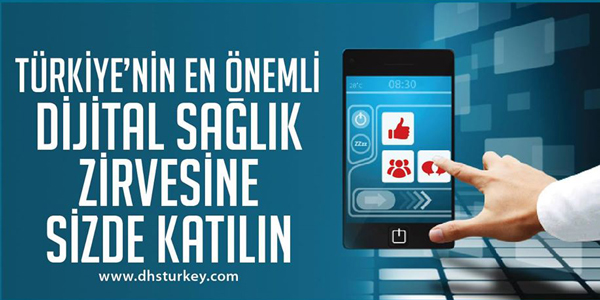 Dijital Sağlık Zirvesi, 17-18 Eylül'de Park Bosphorus Hotel'de gerçekleştirilecek