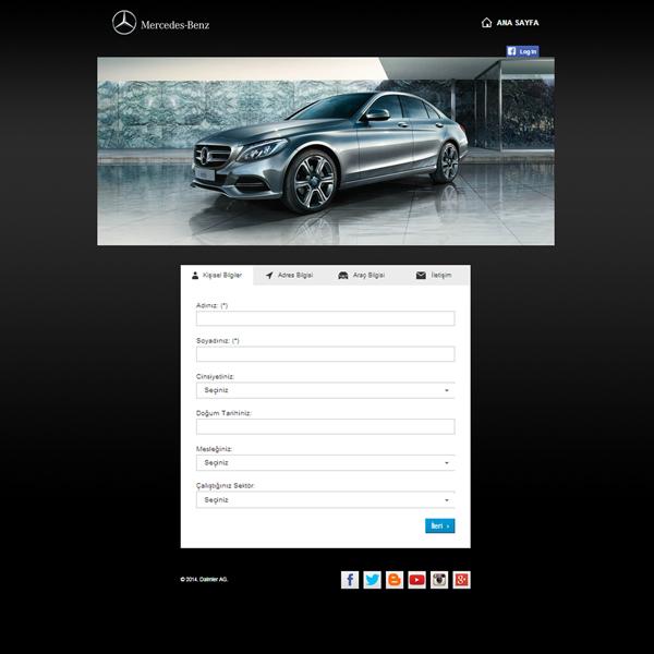 Mercedes-Benz Türkiye Facebook