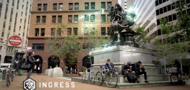 Google'ın artırılmış gerçeklik oyunu Ingress, sonunda iOS'a geldi
