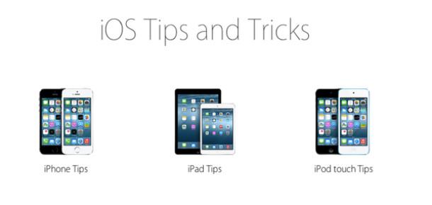 iOS 8 ile gelecek yeni Apple uygulaması Tips, ilk kez yüzünü gösterdi