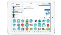 Facebook Messenger iPad'e geldi