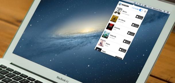 Shazam'ın yeni Mac uygulamasıyla şarkı keşfi masaüstüne taşınıyor