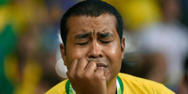 Brezilya-Almanya maçı en çok tweet'lenen spor karşılaşması oldu