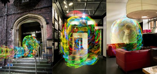 Wi-Fi sinyalleri sanata dönüşürse: Digital Ethereal