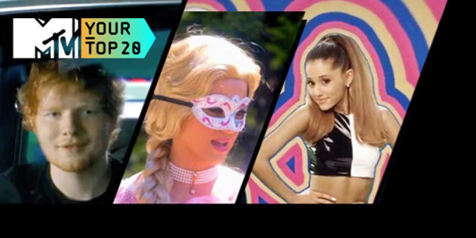 MTV, müzik listelerini sosyal medya etkileşimleriyle belirleyecek
