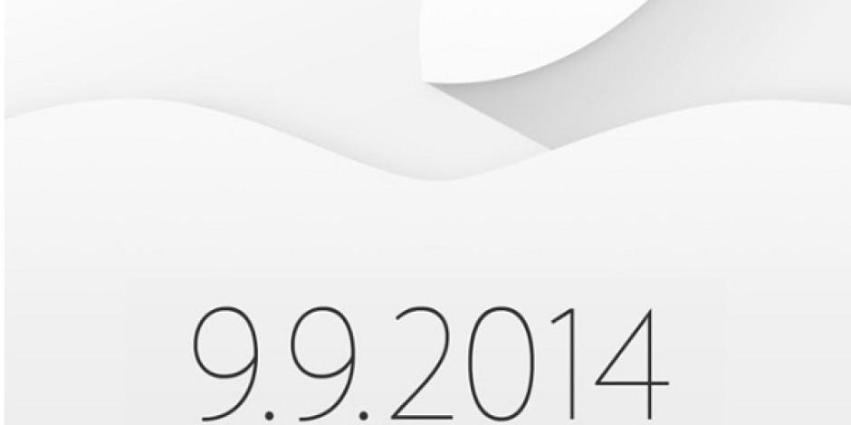 Apple 9 Eylül'de yapacağı etkinlik için davetiyeleri göndermeye başladı