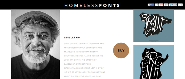 HOMELESSFONTS