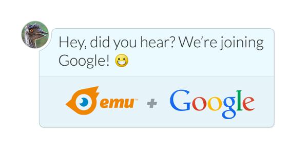 Google'dan mesajlaşma ve video alanında iki satın alma: Emu ve Directr