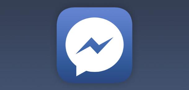 Facebook Messenger aylık 500 milyon kişi tarafından kullanılıyor