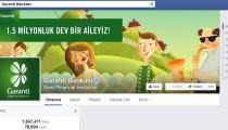 Facebook'ta 1,5 milyon beğeniye ulaşan Garanti Bankası'ndan özel animasyon
