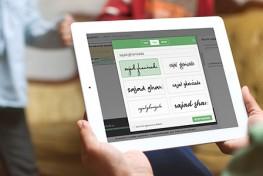iPad için kolay e-imza uygulaması: PandaDoc