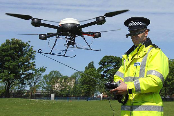polis-drone