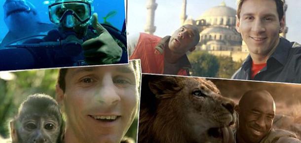 YouTube THY'nin Kobe ve Messi'li reklamını başarı hikayelerine seçti