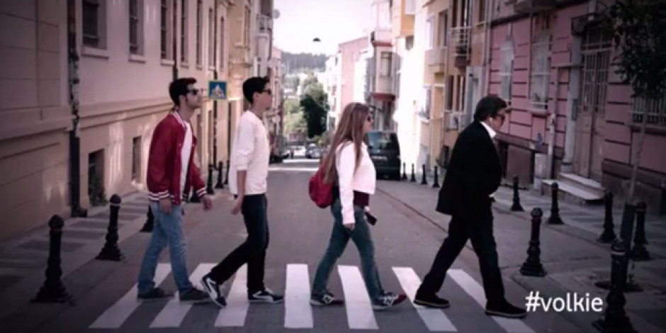 Vodafone FreeZone Selami Şahin ile yeni bir trend başlatıyor: #Volkie