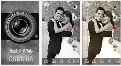 Black and White Camera Pro