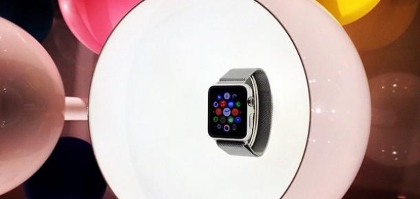 Apple Watch, Paris Moda Haftası'nda yeniden görücüye çıktı