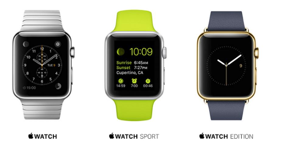 Apple Watch'un dikkat çeken fotoğrafları ve videosu