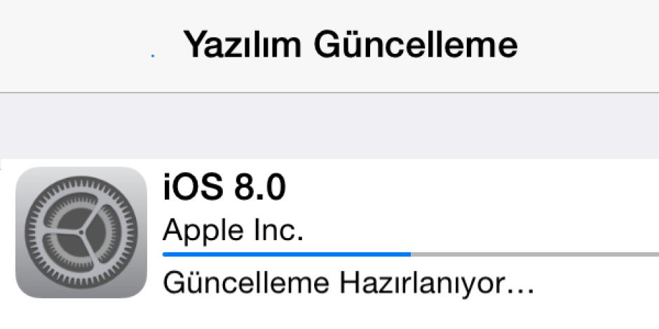 iOS 8'le gelen 83 yeni özellik