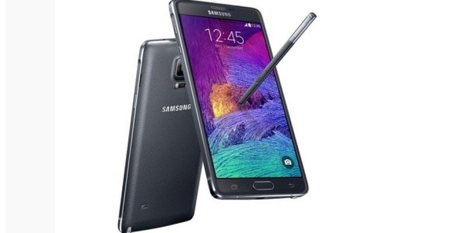 Samsung Galaxy Note 4'ü tanıttı, işte özellikleri