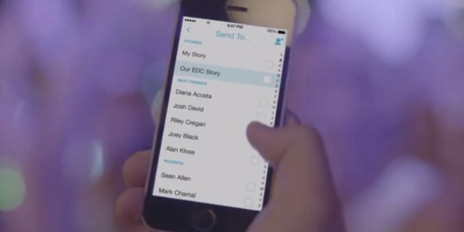 Snapchat, gerçek zamanlı hikaye özelliğinin kullanımını genişletti