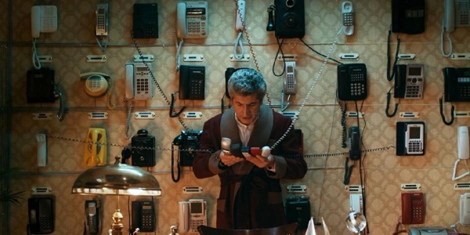 Yemeksepeti'nden internetin kolaylığını ön plana çıkaran yeni reklam: Telefon Adam