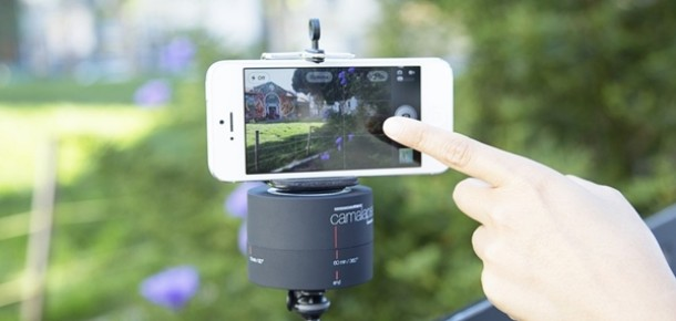 iPhone 6'nın dikkat çeken kamera aksesuarları