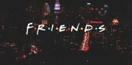 Friends dizinin unutulmaz anları