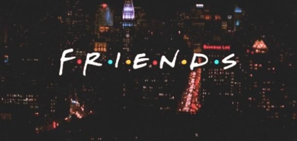 Friends dizisinin unutulmaz anları
