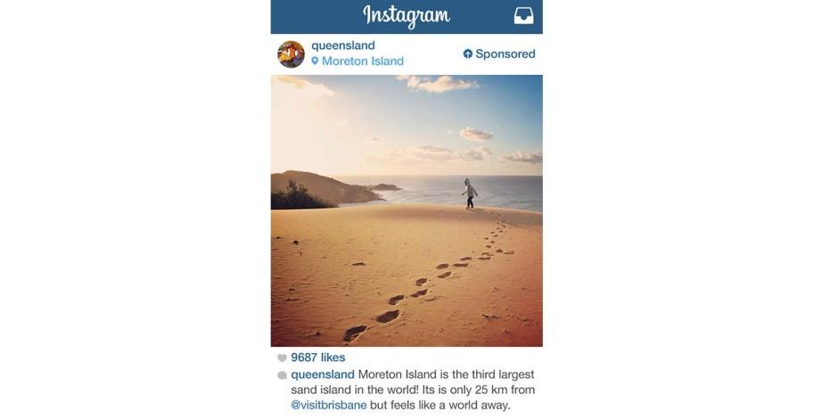 Instagram, 9 markayla Avustralya'da reklam almaya başladı