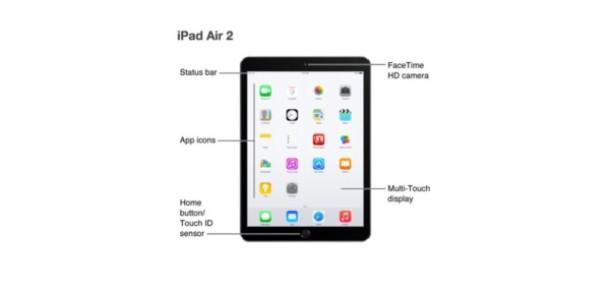 iPad Air 2 ve iPad mini 3'e ait bilgiler sızdı