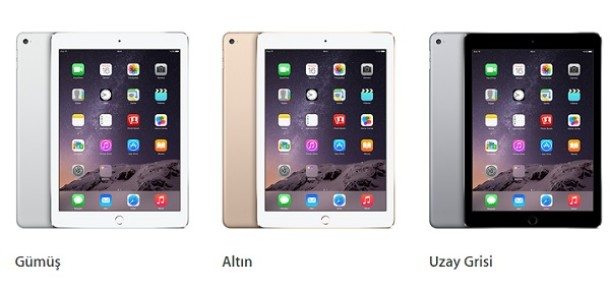 iPad Air 2 özellikleri ve fiyatı ile birlikte tanıtıldı