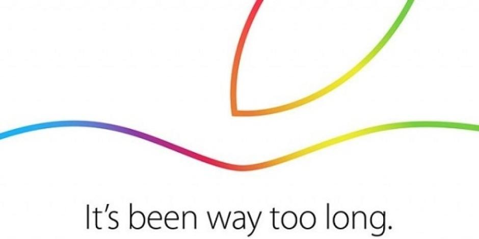 Apple, iPad etkinliği için davetiyeleri göndermeye başladı