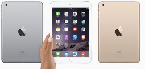 iPad mini 3 özellikleri ve fiyatı ile birlikte tanıtıldı