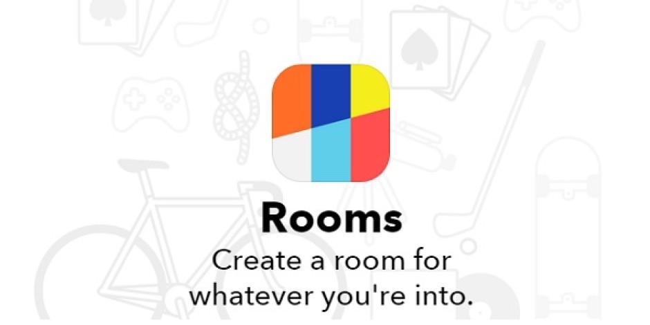 Rooms: Facebook'un anonim paylaşım yapılabilen mobil uygulaması