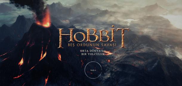 The Hobbit: Beş Ordunun Savaşı filmi öncesinde Chrome ile Orta Dünya'ya yolculuk deneyimi