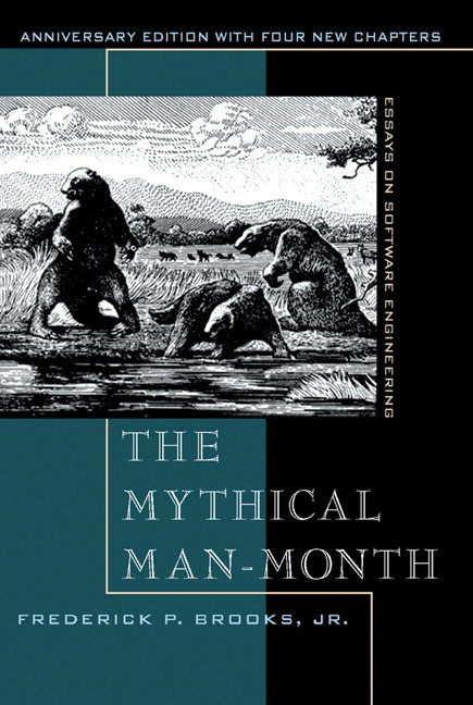 the-mythical-man-month-by-frederick-p-brooks-jr